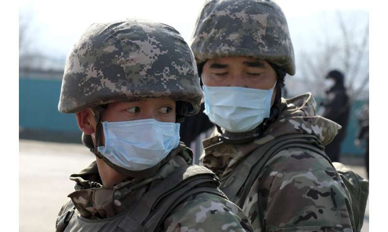 Italian virus death toll nears China's as outbreak spreads