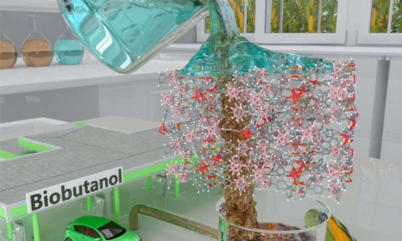 Researchers make key advance toward production of important biofuel