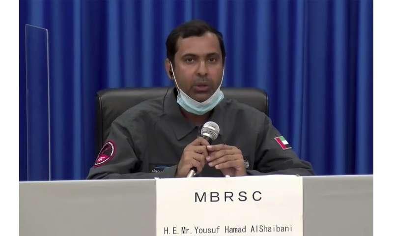 UAE's Amal spacecraft rockets toward Mars in Arab world 1st