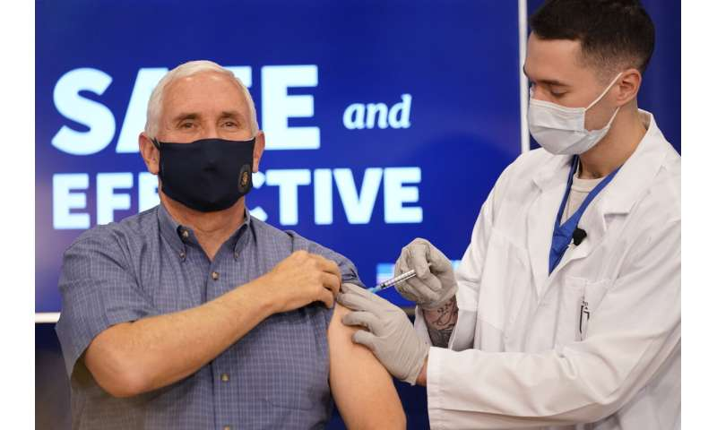 US awaits word on 2nd vaccine as COVID-19 outbreak worsens