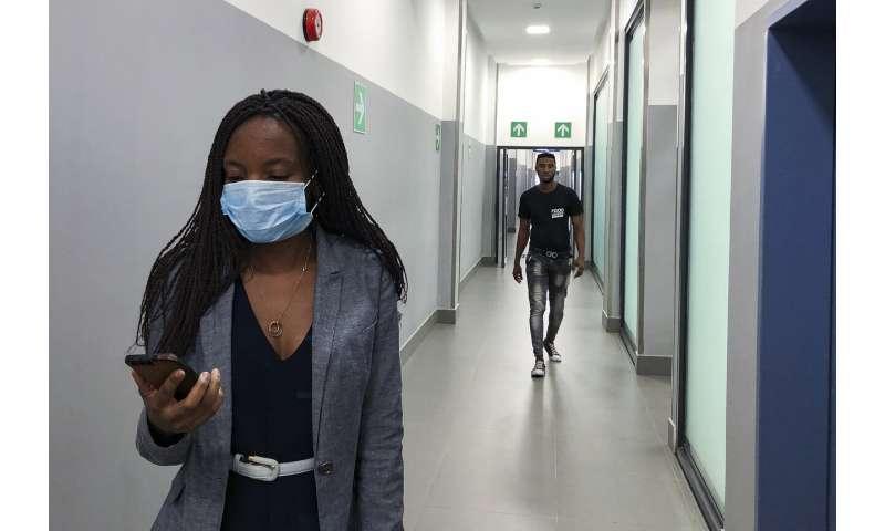'We're definitely not prepared': Africa braces for new virus