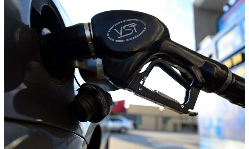 A 12.3 percent spike in gasoline prices accounted for half of the overall increase in June US inflation