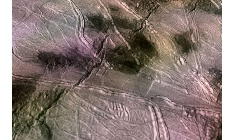A 70 Degree Shift on Jupiter's Icy Moon Europa Was the Last Event to Fracture Its Surface