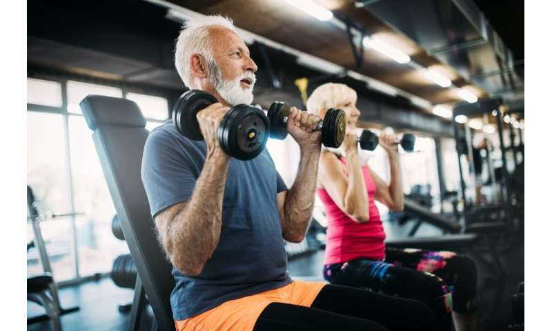 Ability, not age, should be the only factor determining what exercise you do