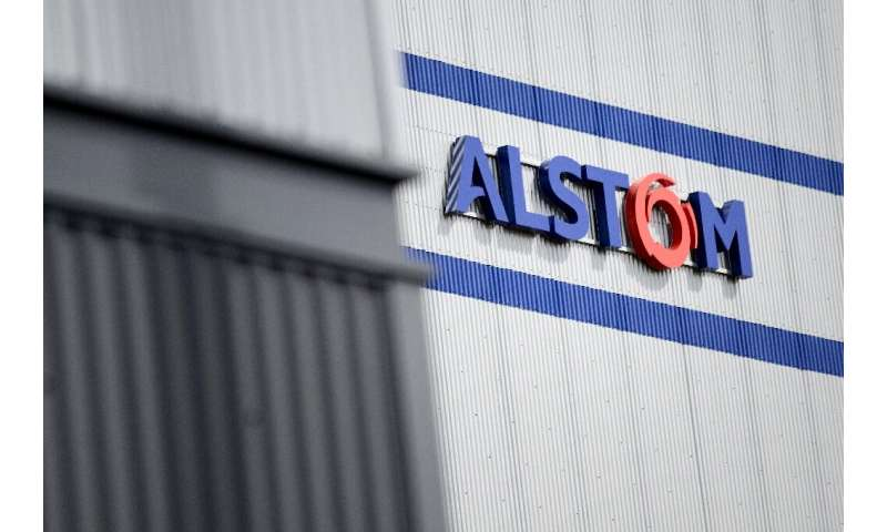 A deal would boost Alstom's standing against Chinese competition