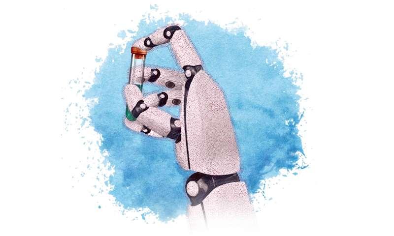 A deep learning-based method for vision-based tactile sensing