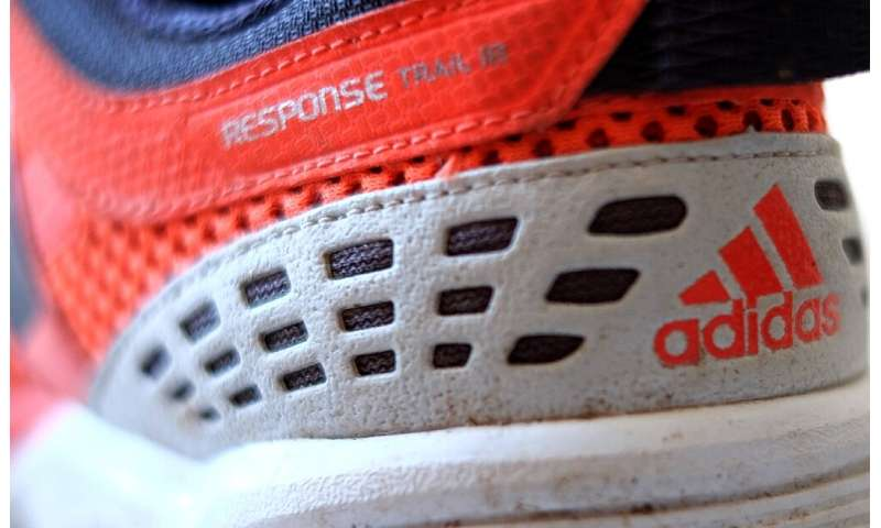 Adidas said it would to switching to using only recycled polyester for all its shoes by 2024