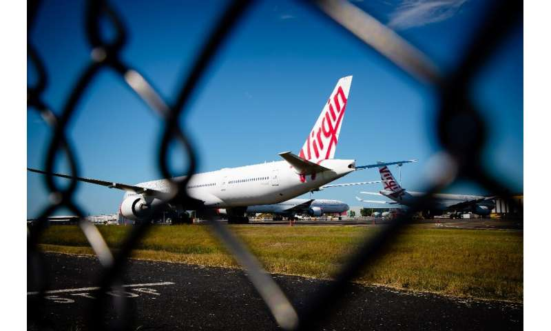 Administrators for ailing carrier Virgin Australia have said US private equity giant Bain Capital has won the bid to buy the air