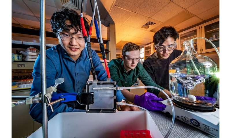 Advanced polymers help streamline water purification, environmental remediation