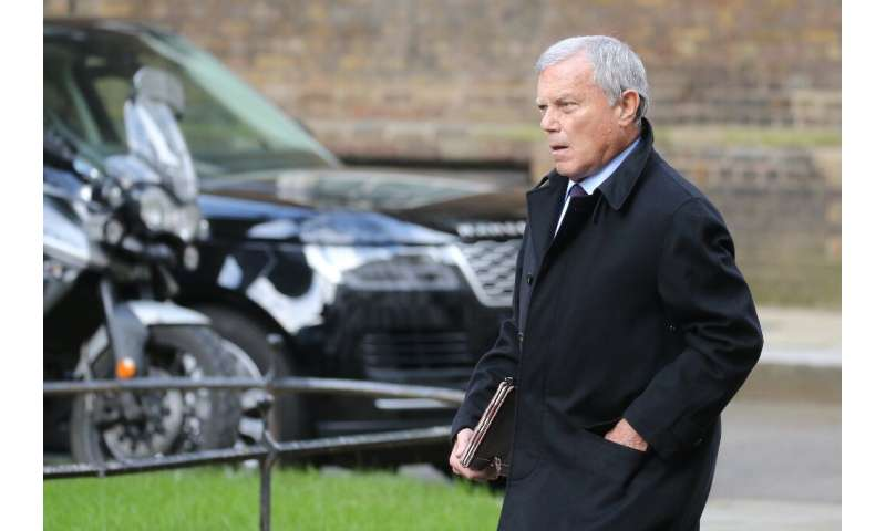 Advertising tycoon Martin Sorrell says the public's thirst for watching live sport has increased