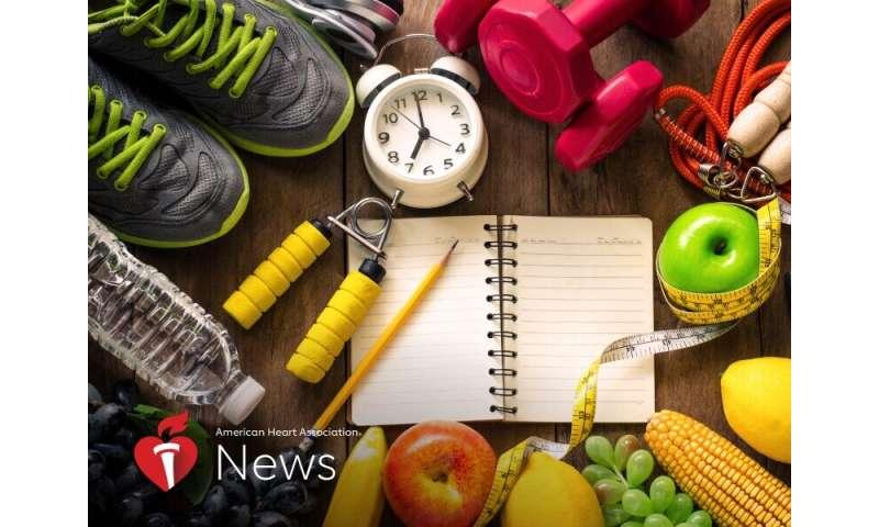 AHA news: 5 easy ways to keep tabs on heart health