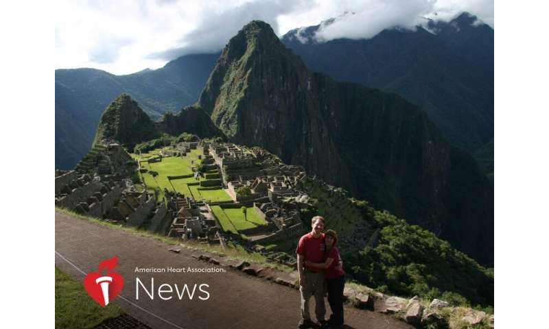 AHA news: as COVID-19 stalls vacation, achieve travel's health benefits at home