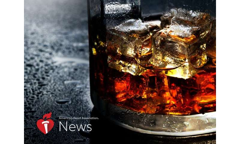 AHA news: blood test that measures alcohol use may predict risk for bleeding strokes