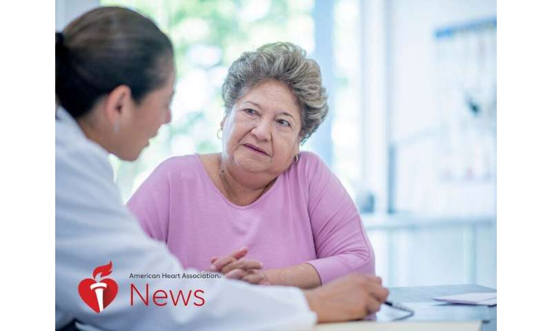 AHA news: cluster of risky conditions that can lead to heart disease is rising in hispanic adults