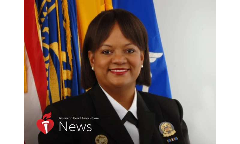 AHA news: country's former top doc learned resilience by dealing with disasters
