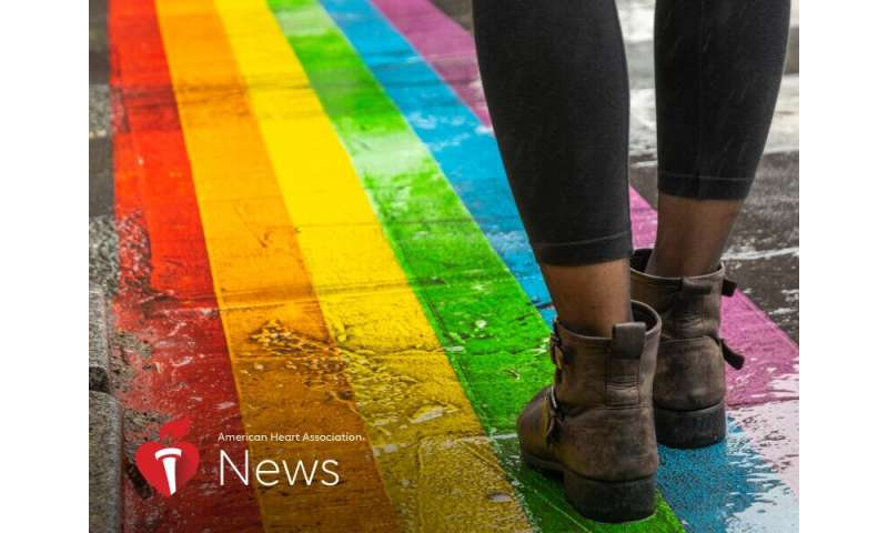 AHA NEWS: COVID-19 adds to challenges for LGBTQ youth