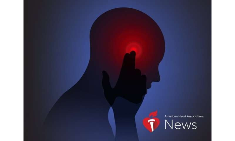 AHA news: doctors consider possible stroke and COVID-19 connection