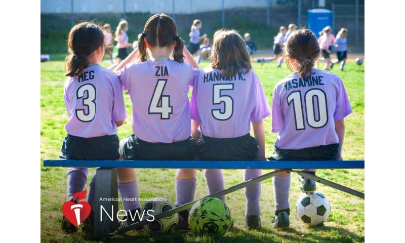 AHA news: finding balance between the good of youth sports and risks of COVID-19