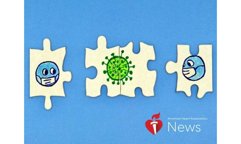 AHA news: flu and COVID-19 are bad enough, but they also can raise stroke risk