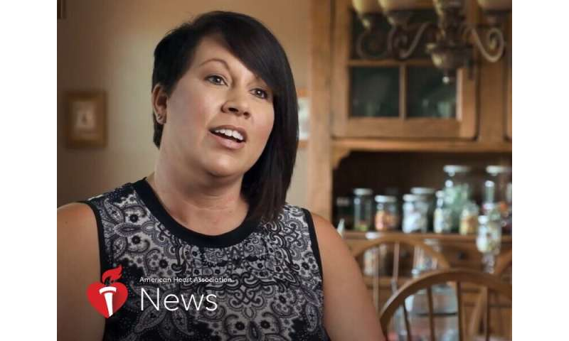 AHA news: her arm pain wasn't from skiing – it was a heart attack