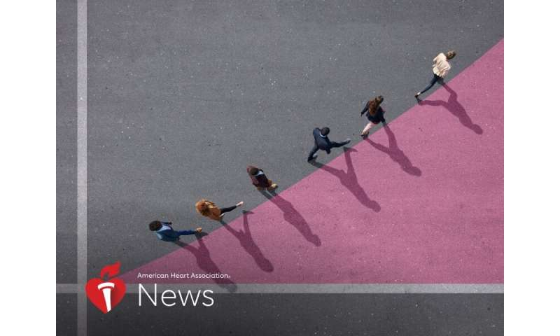 AHA news: is high blood pressure inevitable?