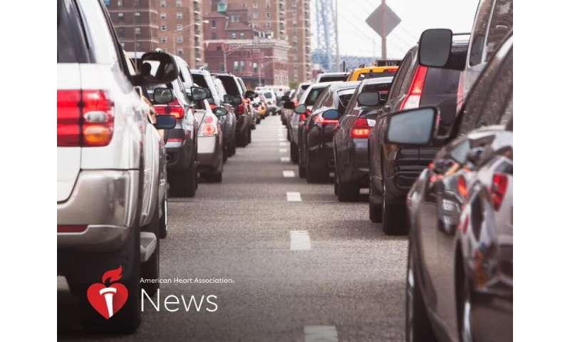 AHA news: traffic noise might increase diabetes, blood pressure risks