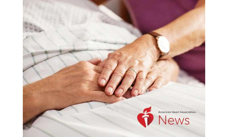 AHA news: unpredictability of advanced heart failure complicates end-of-life care, doctors say