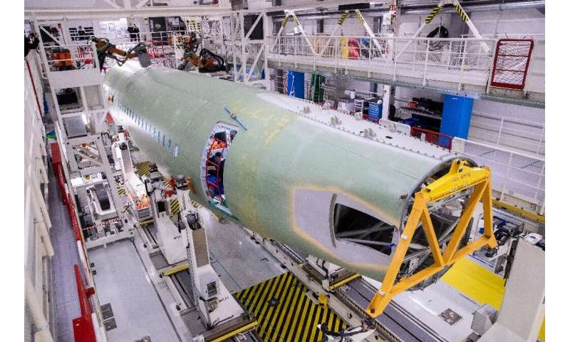 Airbus is boosting its American A320 production
