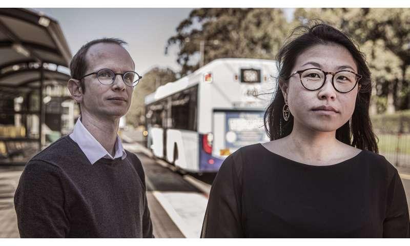 Nghiên cứu AI để hỗ trợ an toàn cho phụ nữ trên phương tiện giao thông công cộng