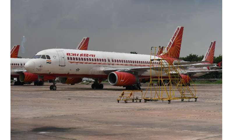 Air India, which owes more than $8 billion, has been struggling to pay salaries and buy fuel