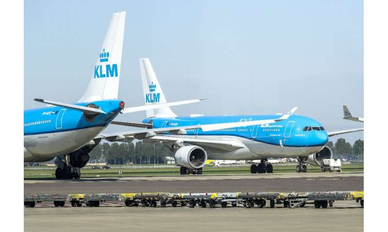 Airlines like KLM are cutting jobs as air traffic is set to remain below pre-coronavirus levels for at least a couple of years