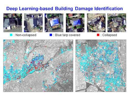 AI taught to rapidly assess disaster damage so humans know where help is needed most