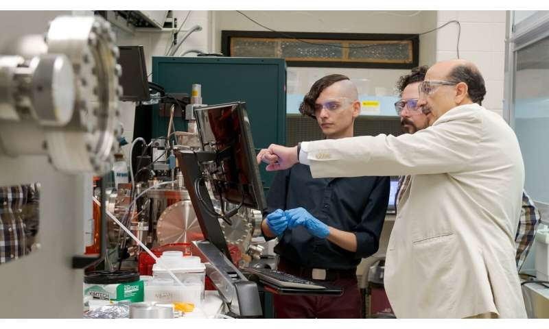 A joint venture at the nanoscale