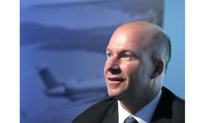 Alain Bellemare has been replaced as CEO of Canadian  firm Bombardier after a painful restructuring