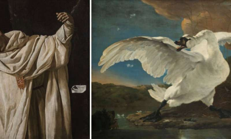 Algorithm finds hidden connections between paintings at the Met