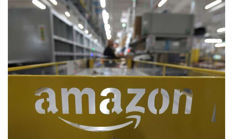 Amazon is being seen as a lifeline for many consumers hunkered down due to the virus pandemic but faces a test in living up to i