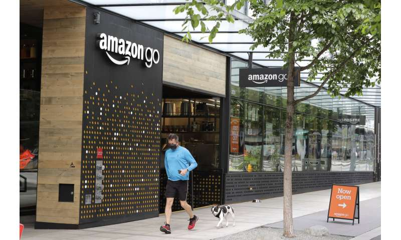 Amazon profit falls as pandemic-related costs rise