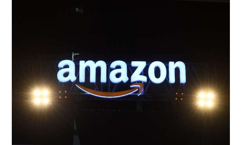 Amazon said quarterly profits tripled in the past quarter on retail and cloud computing gains