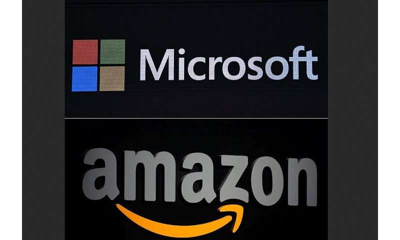 Amazon, which is challenging the US government decision to award a multibillion-dollar cloud computing contract to Microsoft, wa