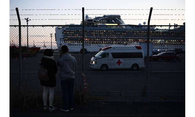 An additional 39 people on board the Diamond Princess have tested positive for COVID-19, raising the total of cases to 174, whil