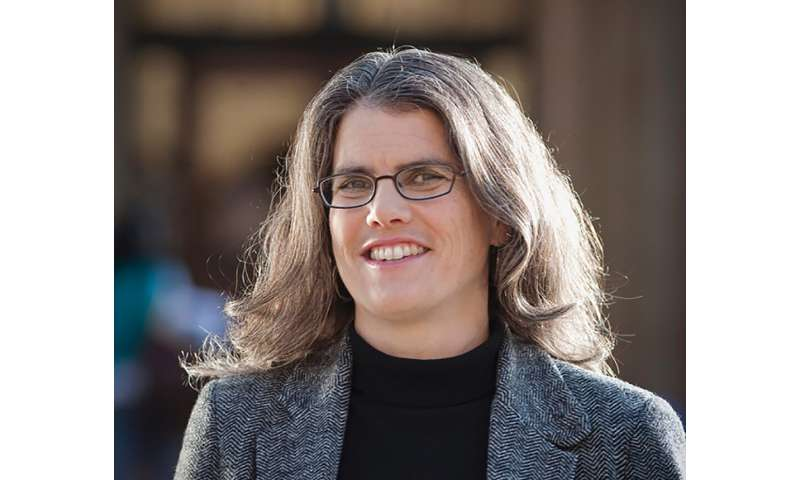 Andrea Ghez, a professor of astronomy at the University of California, Los Angeles, is only the fourth woman to win the Nobel Pr
