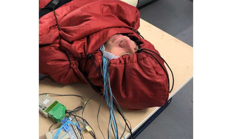 A new thermal insulation bag will save lives