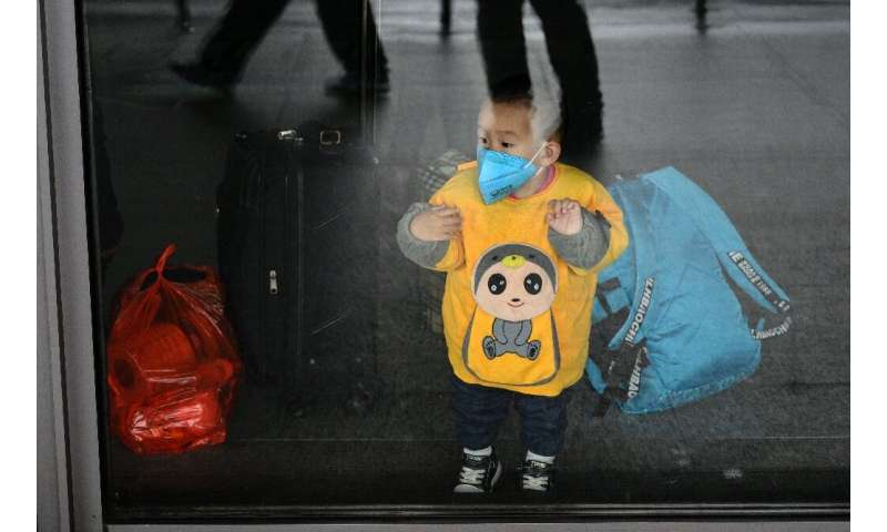 Another 97 people died in China, raising the national toll to 1,113, while more than 44,600 people have now been infected by the