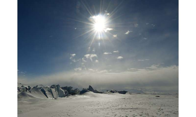 Antarctica New Zealand said it was developing a managed isolation plan with multiple government agencies to ensure COVID-19 does