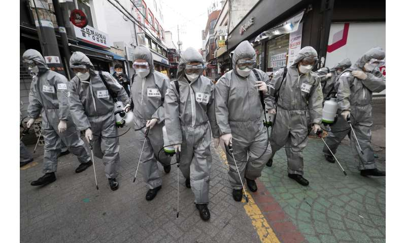 Anti-virus measures take drastic turns in Saudi, Iran, Italy