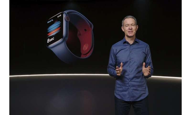Apple debuts discount watch, but no new iPhones ... yet