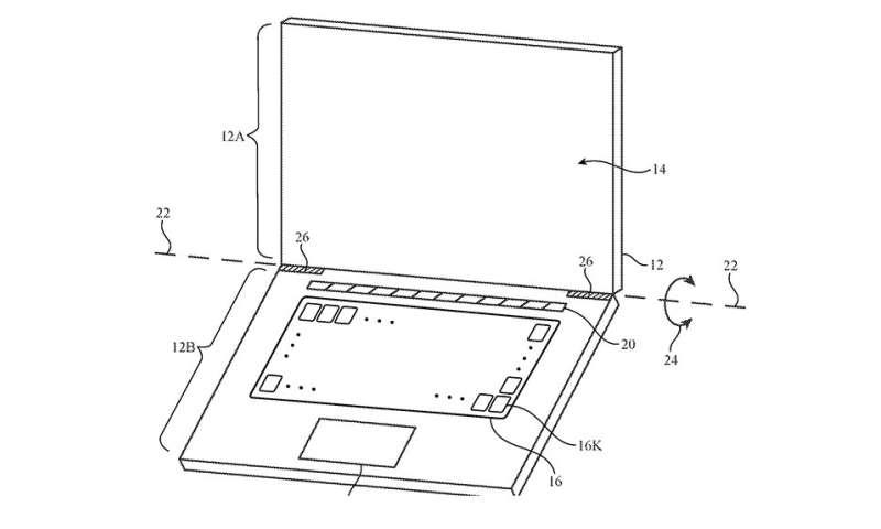 Apple mematenkan keyboard dengan fungsi tombol yang berubah secara dinamis