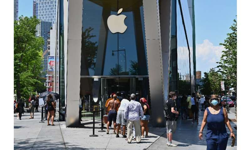 Apple says it will appeal the court decision that it violated tech patents