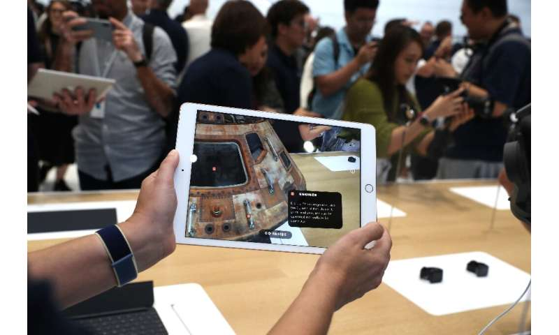 Apple's iPad has seen renewed growth during the coronavirus pandemic amid demand for both remote work and educationHeadquarters