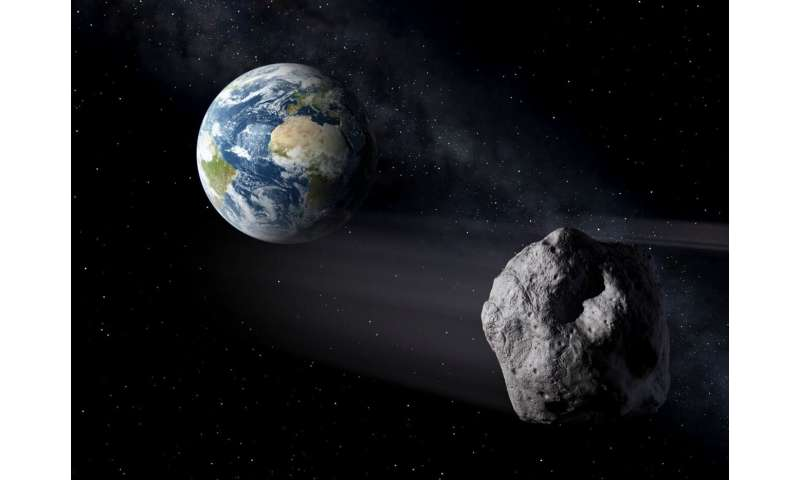Asteroid 2020 VT4 just skimmed by Earth Arecordclose